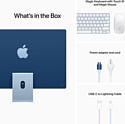 "Apple iMac M1 2021 24"" (MJV93)"
