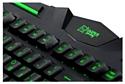 HARPER Gaming GKB-15 Black USB