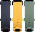 Xiaomi для Mi Band 5 (зеленый/желтый/синий)
