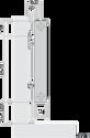 Purmo Compact Ventil CV11 500x1200