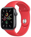 Apple Watch SE GPS 40mm Aluminum Case with Sport Band