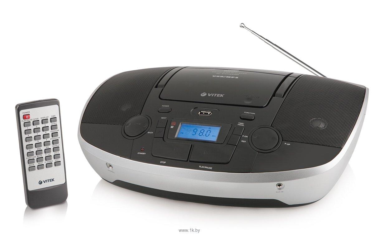 Схема радиоприемника vitek vt-3590
