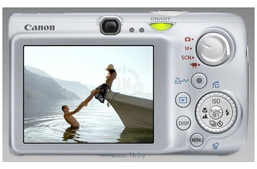 Характеристики и фото canon digital ixus 105