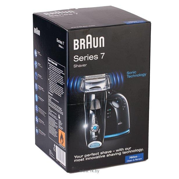 Фотографии Braun 760cc-4 Series 7