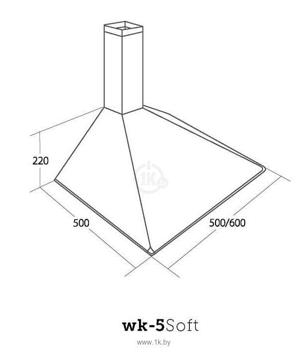 Фотографии AKPO Soft wk-5 50 WH