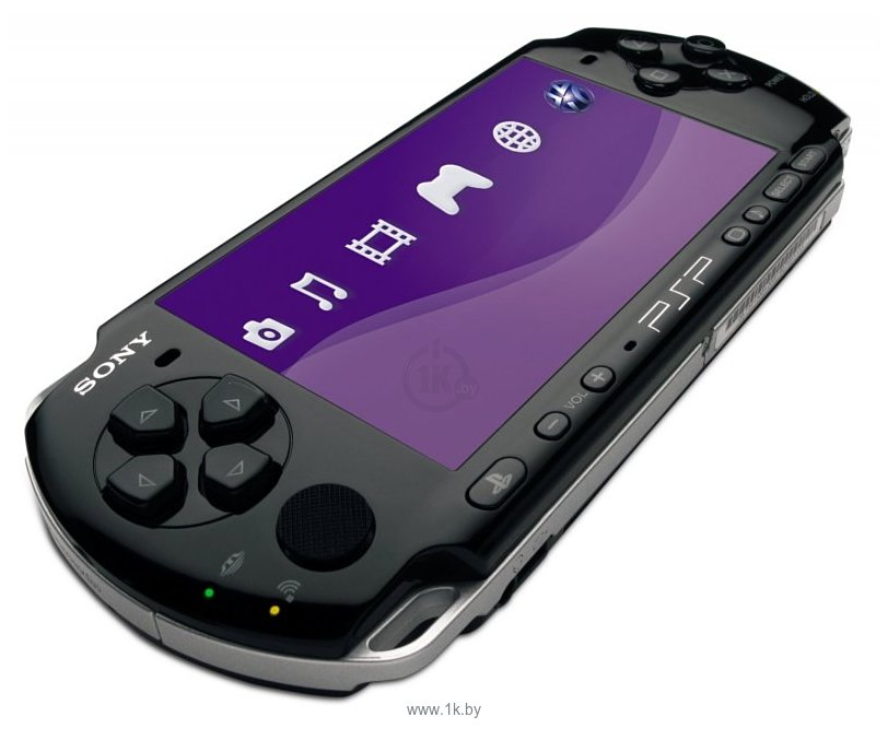Фотографии Sony PlayStation Portable Slim & Lite (PSP-3000)