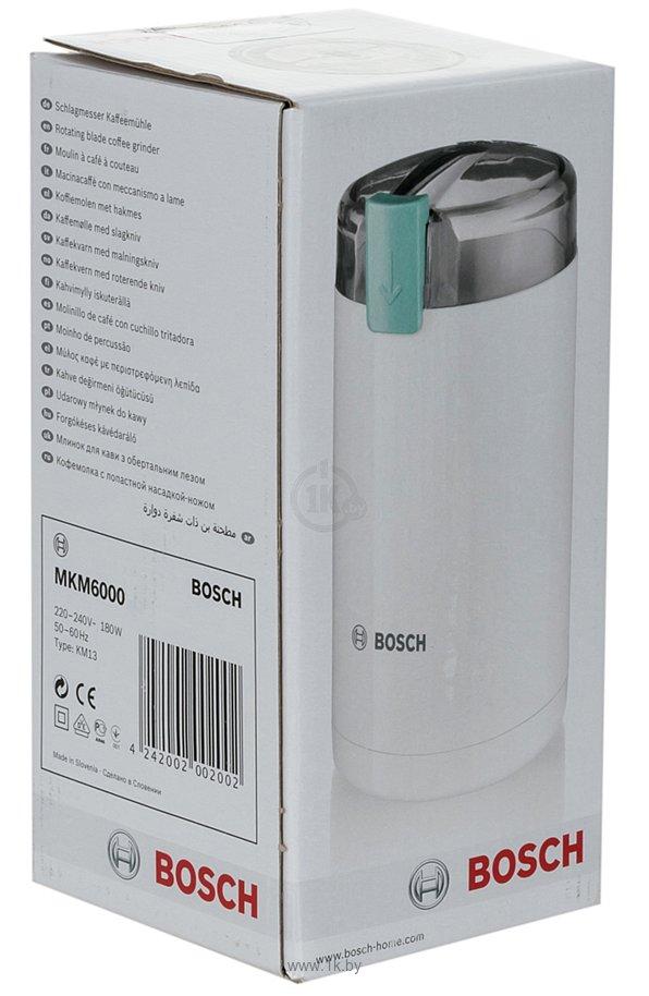 Фотографии Bosch MKM 6000/6003