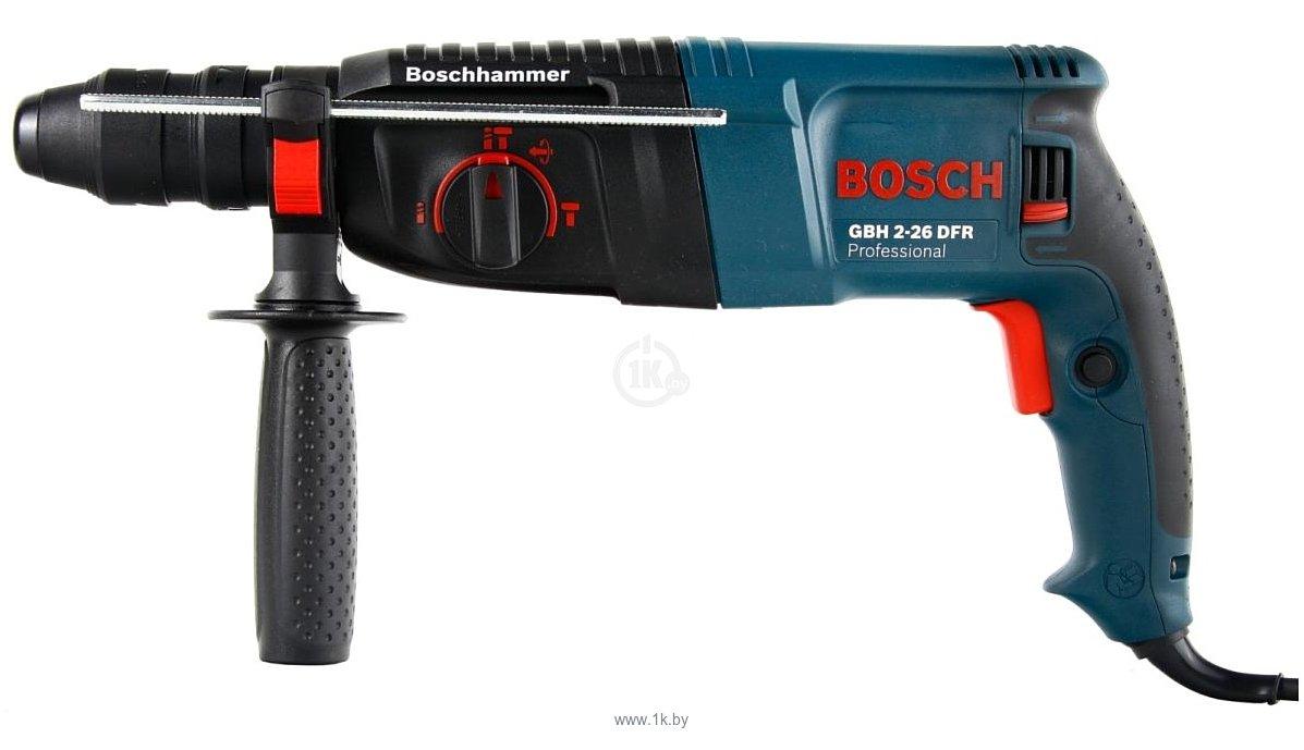 Фотографии Bosch GBH 2-26 DFR (0611254768)