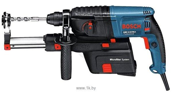 Фотографии Bosch GBH 2-23 REA (0611250500)