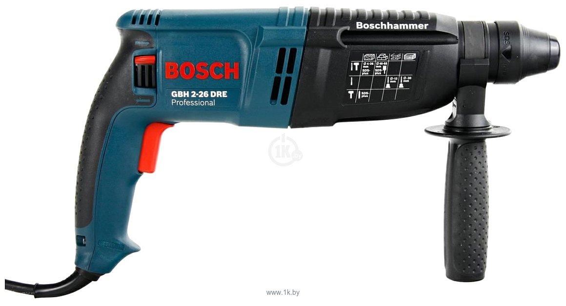 Фотографии Bosch GBH 2-26 DRE (0611253708)