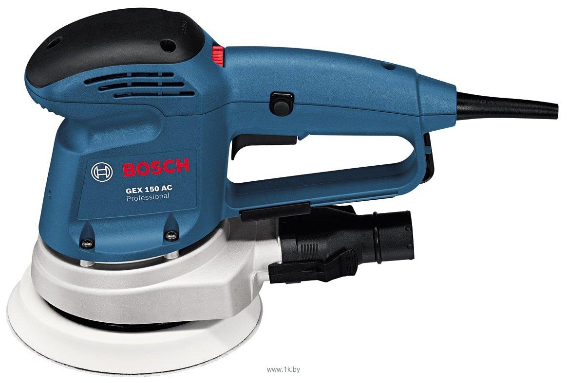 Фотографии Bosch GEX 150 AC (0601372768)