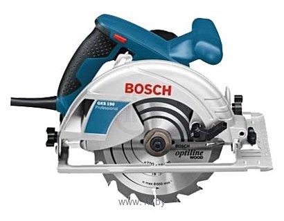 Фотографии Bosch GKS 190 (0601623000)