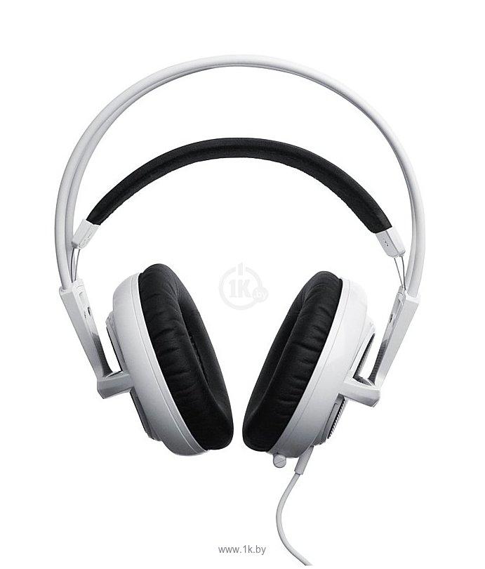 Фотографии SteelSeries Siberia Full-size Headset v2