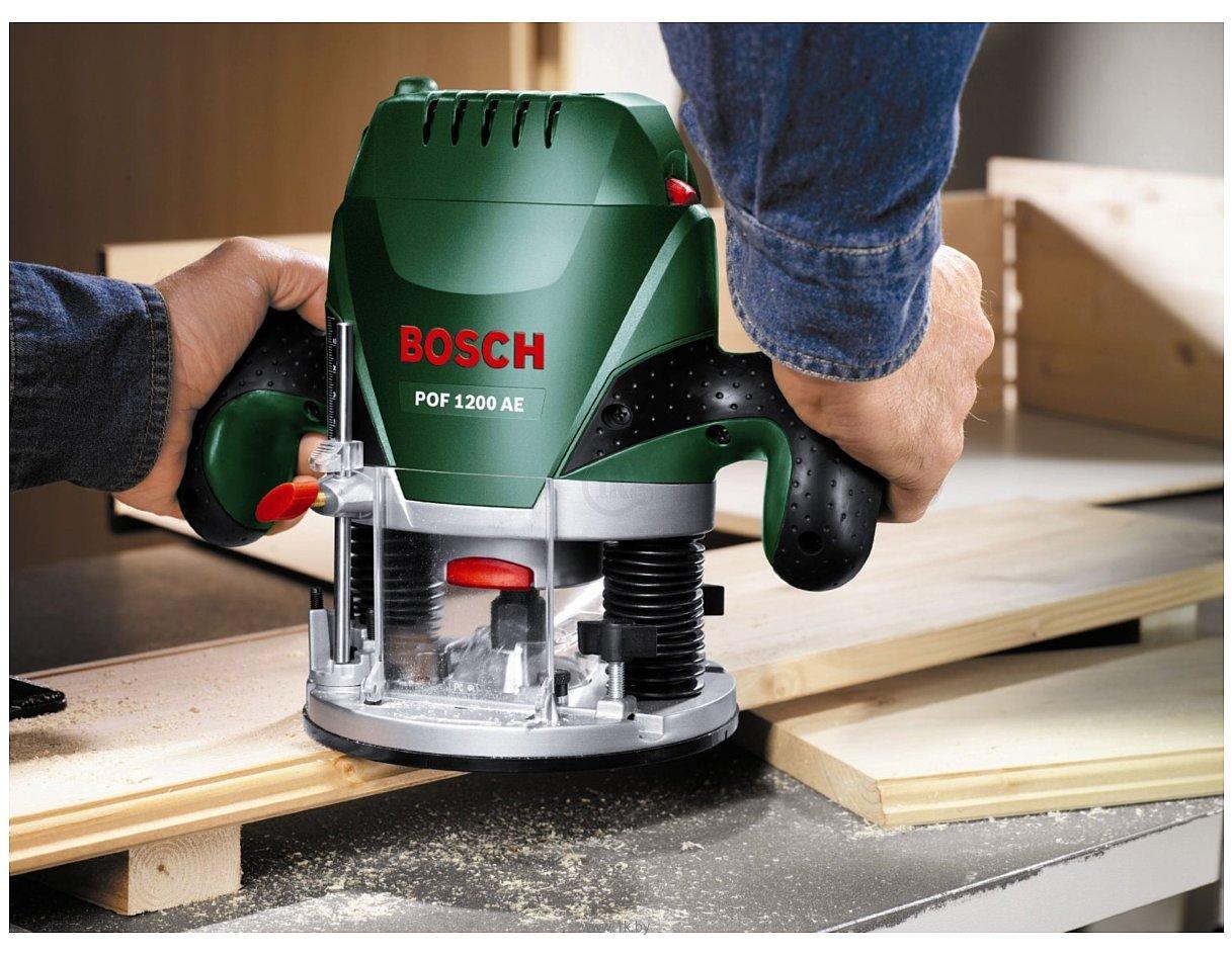 Фотографии Bosch POF 1200 AE (060326A100)