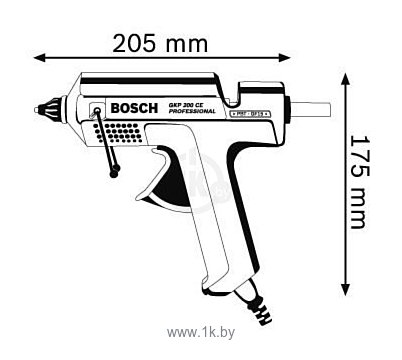 Фотографии Bosch GKP 200 CE (0601950703)