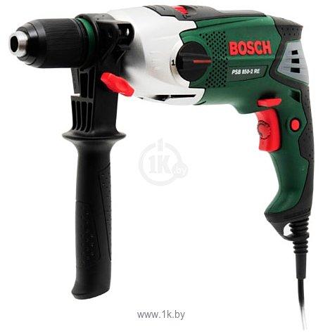 Фотографии Bosch PSB 850-2 RE (0603173020)