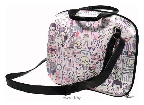 Купить женскую сумку для ноутбука.
