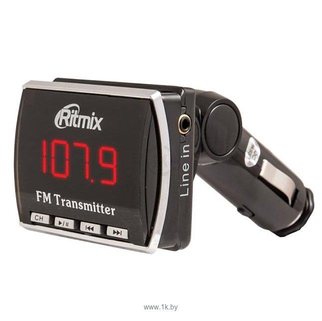 Фотографии Ritmix FMT-A750