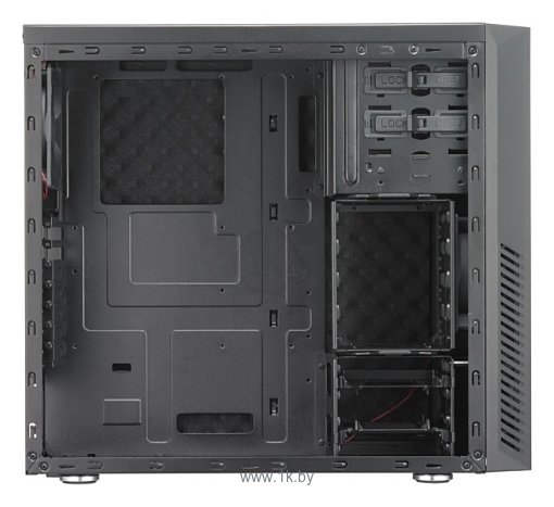 Фотографии Cooler Master Silencio 550 (RC-550-KKN1) w/o PSU Black