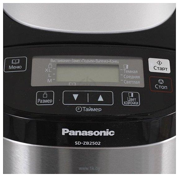 Фотографии Panasonic SD-ZB2502