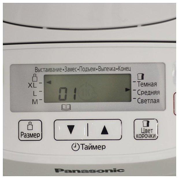 Фотографии Panasonic SD-2501WTS
