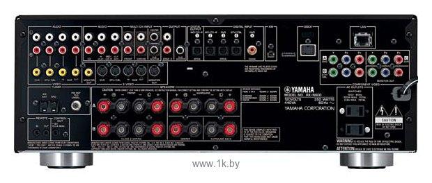 Инструкция Yamaha Rx N600