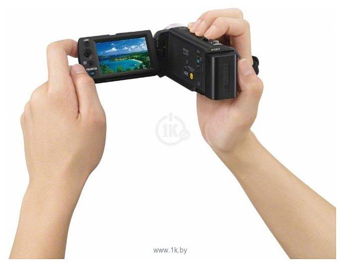 Фотографии Sony DCR-PJ5E