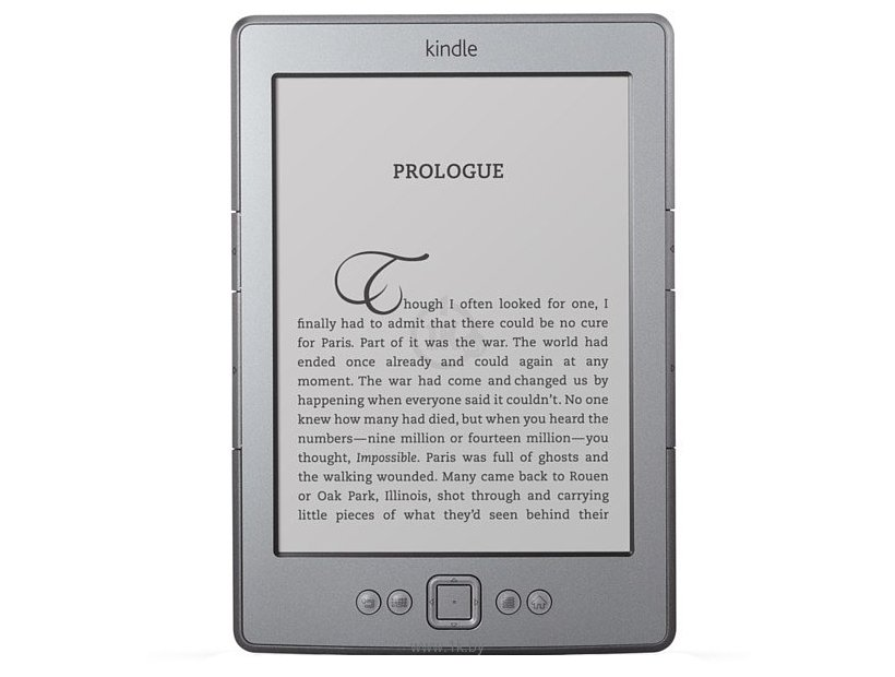 Фотографии Amazon Kindle