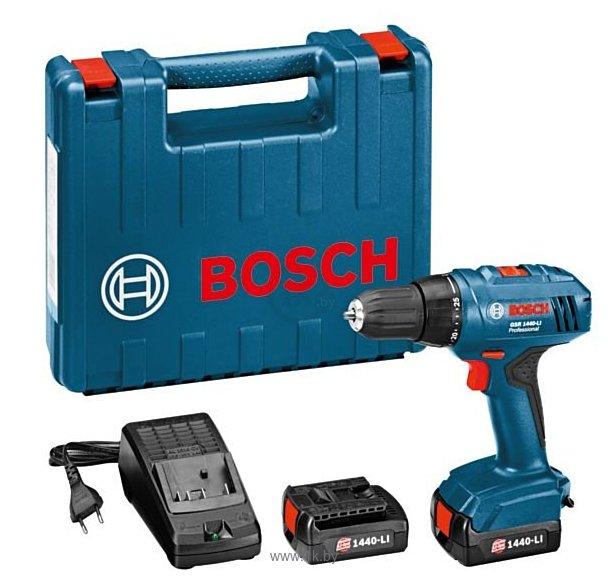 Фотографии Bosch GSR 1440-LI (06019A8405)