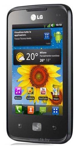 Фотографии LG E510 Optimus Hub