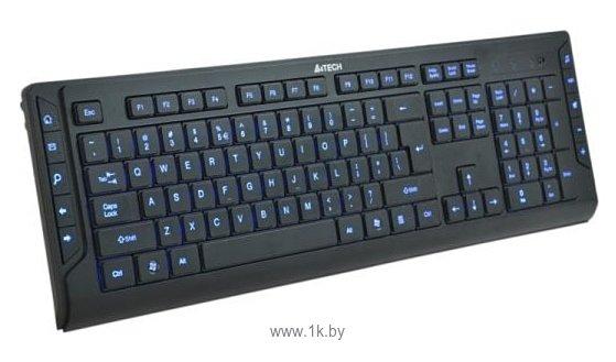 Фотографии A4Tech KD-600L-1 Black USB