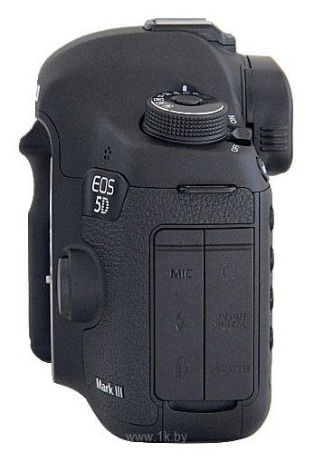 Фотографии Canon EOS 5D Mark III Body