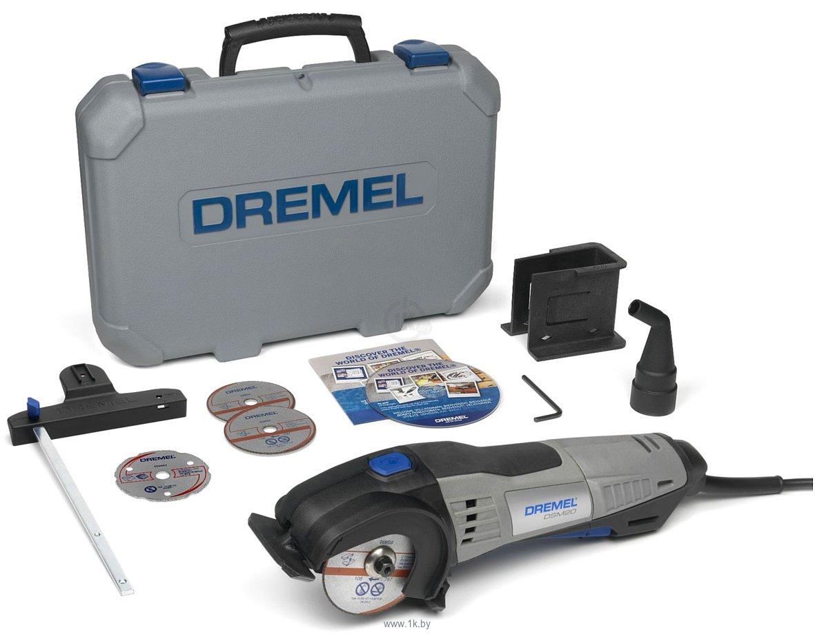Фотографии Dremel DSM20-3/4