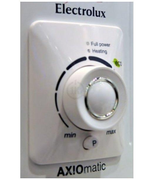 Фотографии Electrolux EWH 30 AXIOmatic Slim
