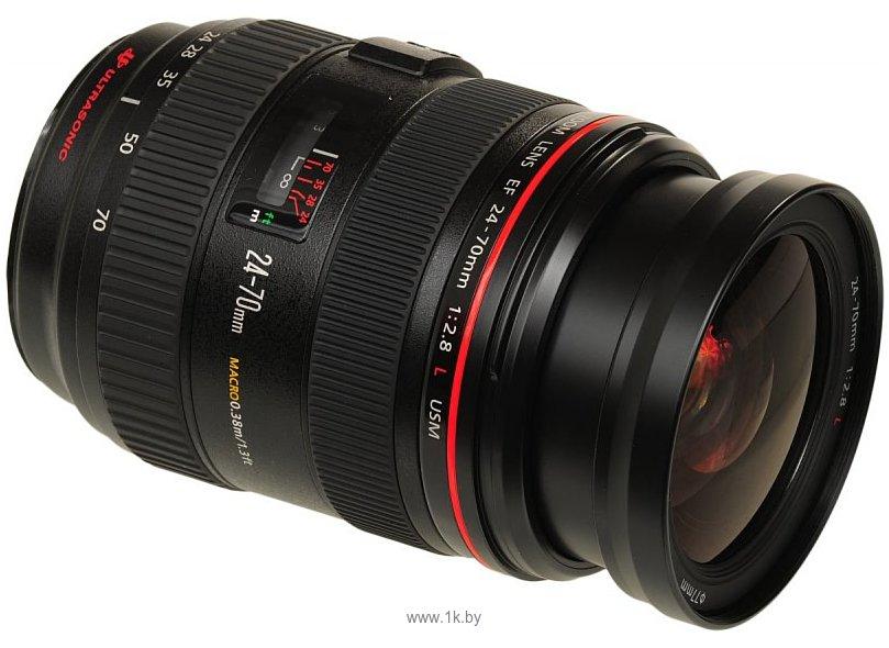 Фотографии Canon EF 24-70mm f/2.8L USM