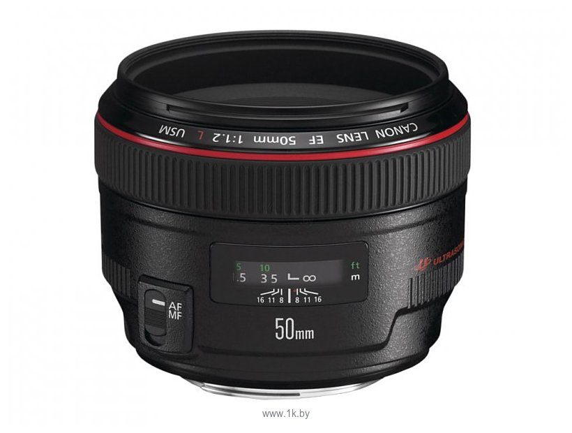 Фотографии Canon EF 50mm f/1.2L USM