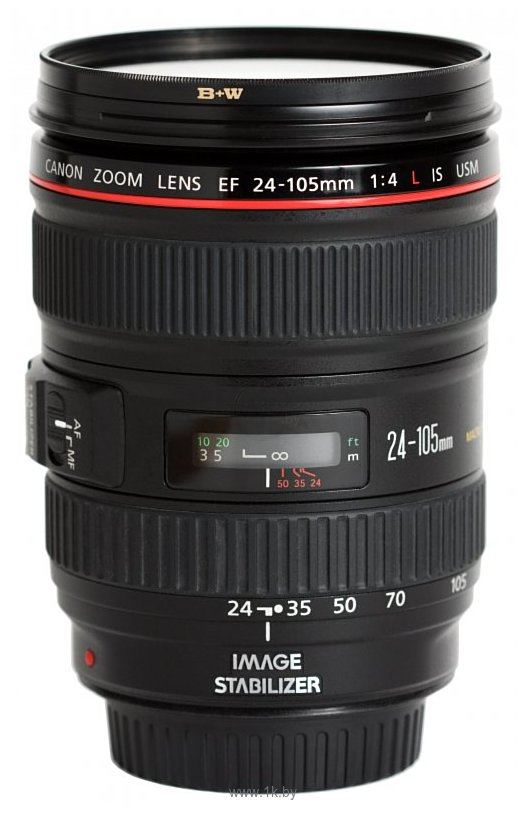 Фотографии Canon EF 24-105mm f/4L IS USM