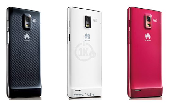 Фотографии Huawei U9200 Ascend P1