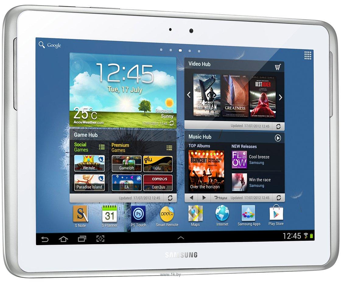 Фотографии Samsung Galaxy Note 10.1 N8000 16Gb
