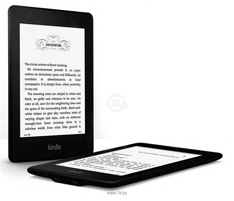 Фотографии Amazon Kindle Paperwhite (1-е поколение)