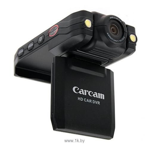 Видеорегистратор автомобильный каркам hd car dvr регистратор на зеркале эльдорадо