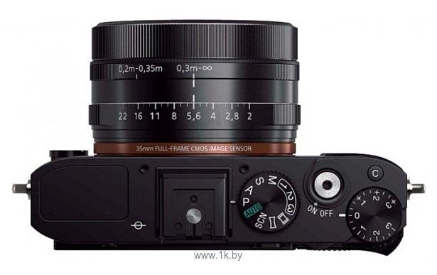 Фотографии Sony Cyber-shot DSC-RX1