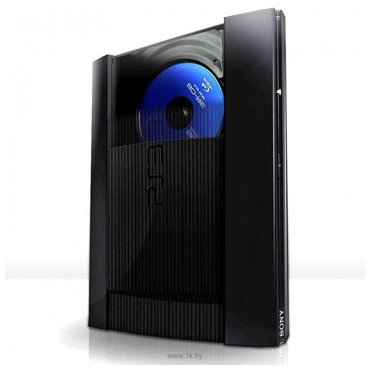 Фотографии Sony PlayStation 3 Super Slim 500Gb