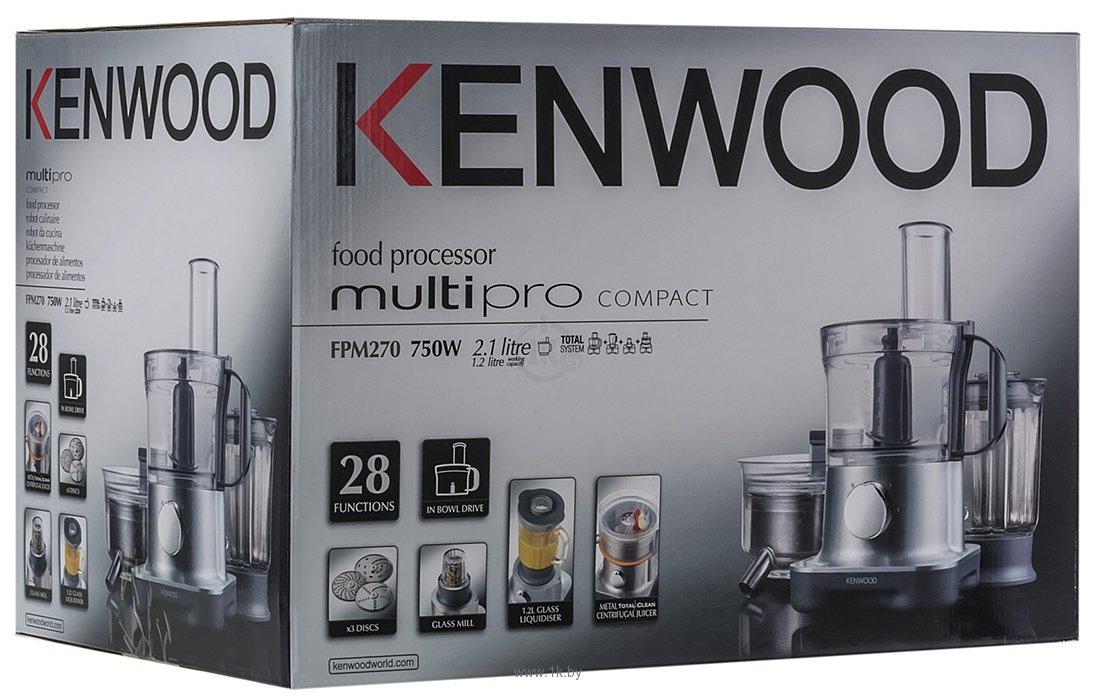 Фотографии Kenwood FPM 270