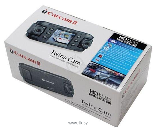 Фотографии Carcam III X8000