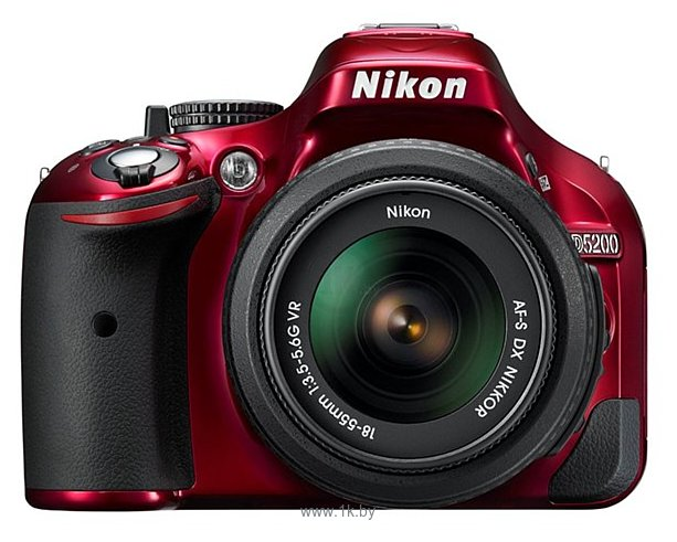 Фотографии Nikon D5200 Kit
