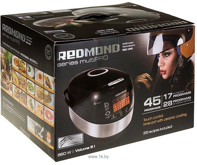 Фотографии REDMOND RMC-M90
