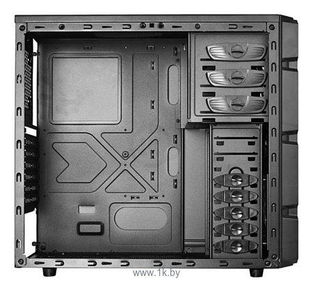 Фотографии Cooler Master K350 (RC-K350-KWN2) w/o PSU Black