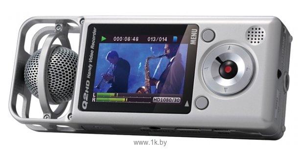 Фотографии Zoom Q2HD