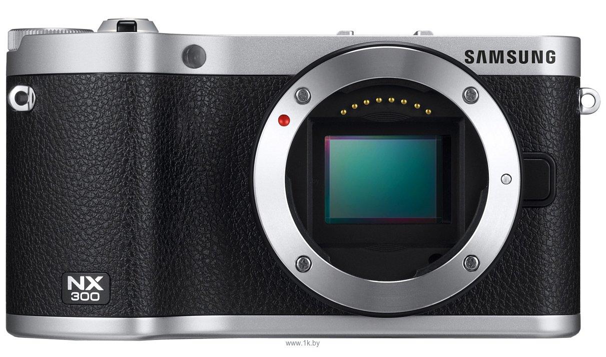 Фотографии Samsung NX300 Body